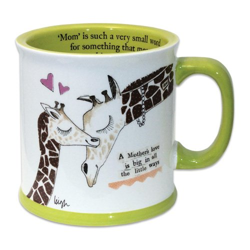 Giraffe Coffee Cup - Coffee Drinker