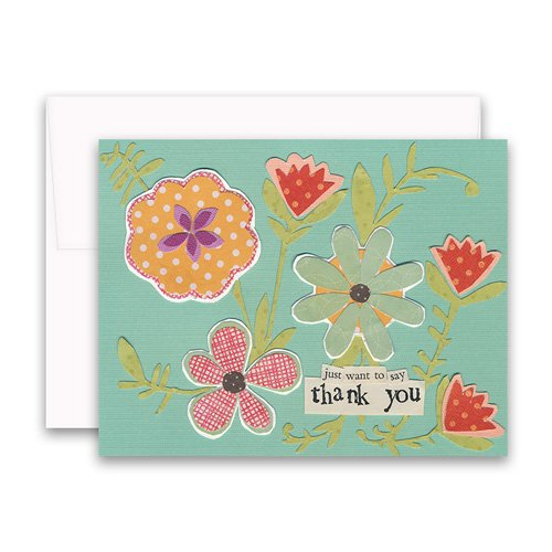 Just wanted to say thank you card curly girl design just wanted to say thank you thank you cards m4hsunfo