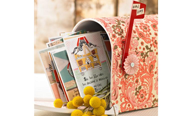 Love Delivered Mailbox