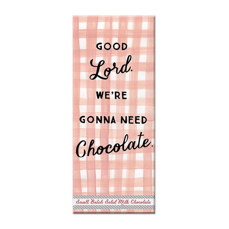 Good Lord Chocolate Bar