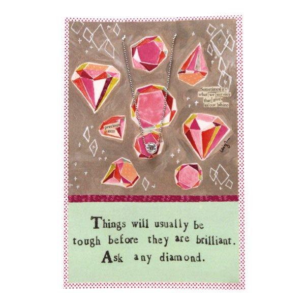 Curly Girl Designs Sympathy Card