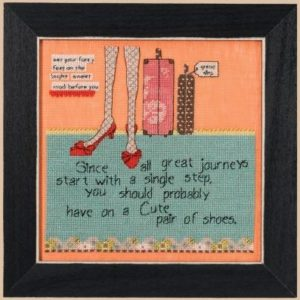 Journeys Cross Stitch Kit