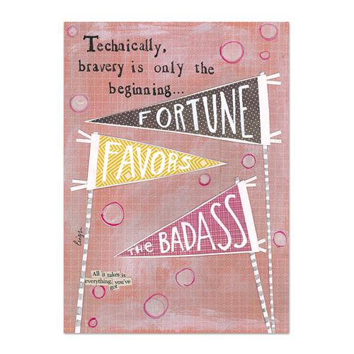 Fortune Favors Canvas