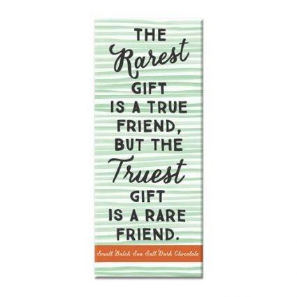 Rare Friend - Chocolate Bar