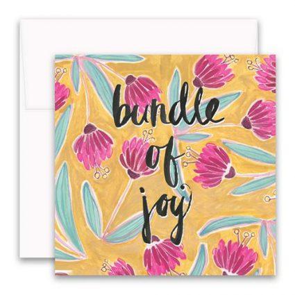 Bundle Of Joy Enclosure Card
