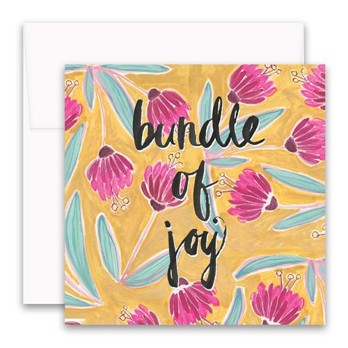 Bundle Of Joy Enclosure Card