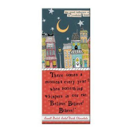 Believe - Chocolate Bar
