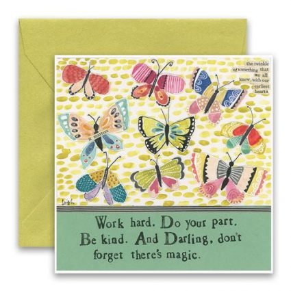 Don't Forget Magic Greeting Card