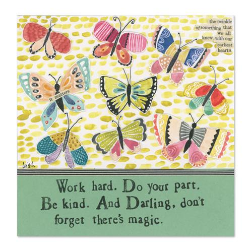 Don't Forget Magic Mini Canvas