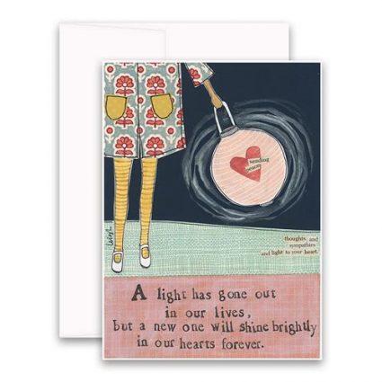 Shine Brightly Greeting Card