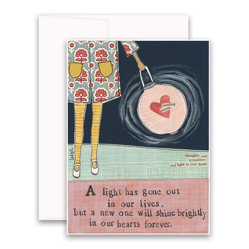 Shine Brightly Greeting Card
