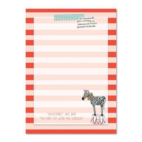 Circus Notepad