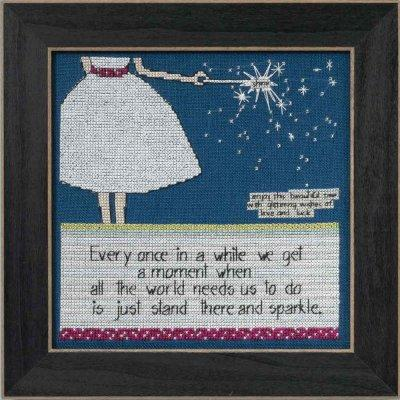 Sparkle Cross Stitch Kit