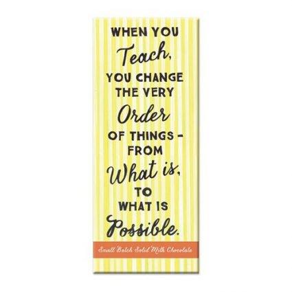 Teach - Chocolate Bar