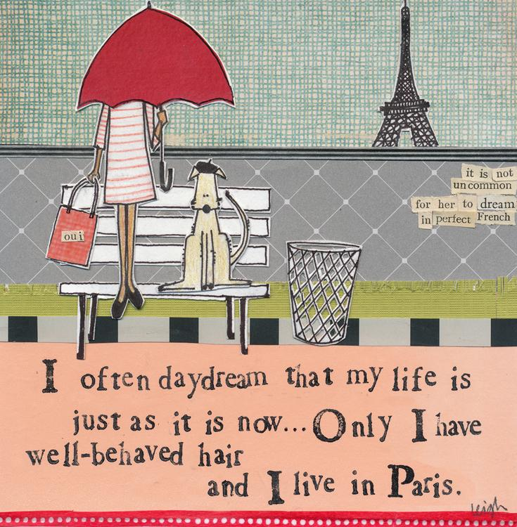 Paris Notepad
