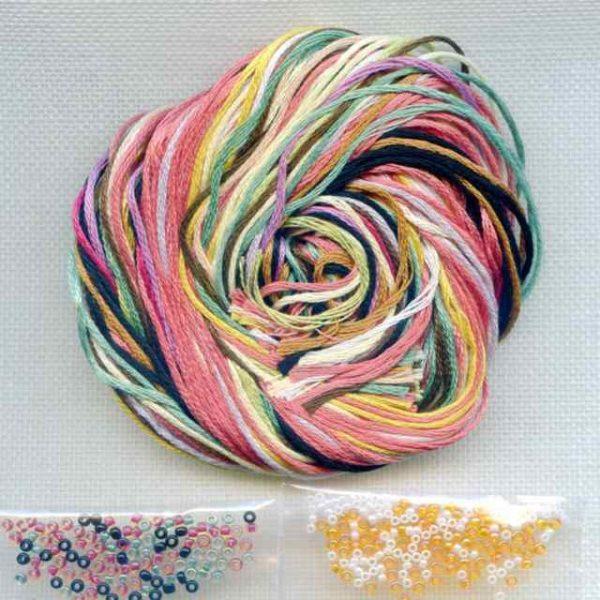 Exquisite Taste Cross Stitch Kit