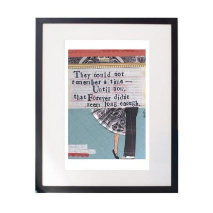 Forever Matted Print