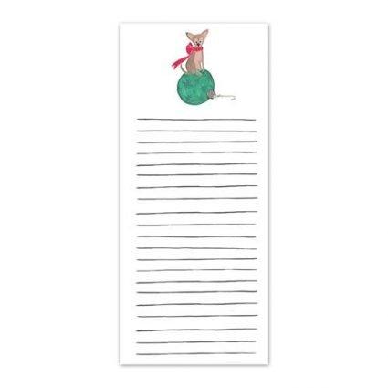 Chihuhua Holiday Listpad