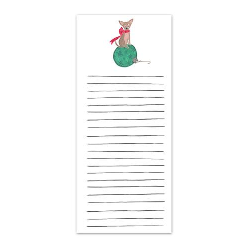 Chihuhua Holiday Listpad
