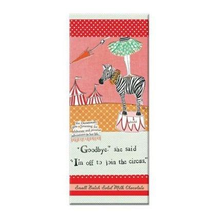 Circus Adventure - Chocolate Bar