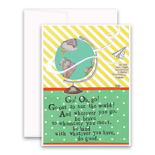 Do Good Greeting Card