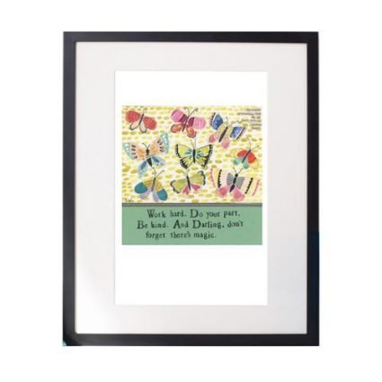 Don't Forget Magic Matted Print
