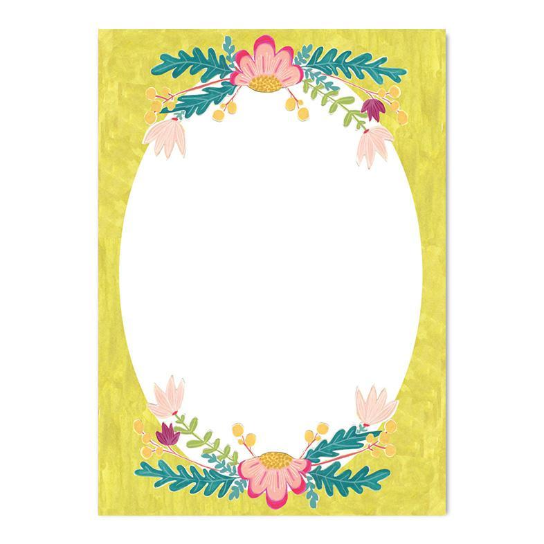 Flower Listpad