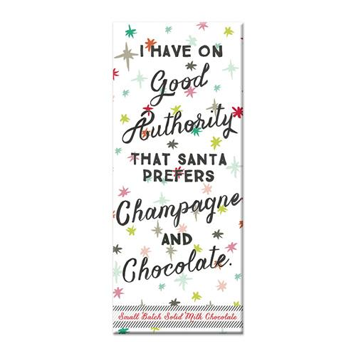 Champagne & Choc - Chocolate Bar