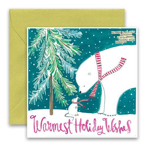 Warmest Holiday Card