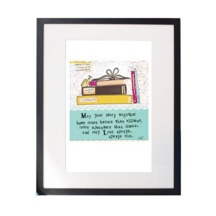 Your Story Matted Print