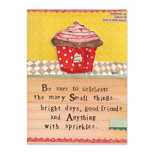 Anything With Sprinkles Canvas