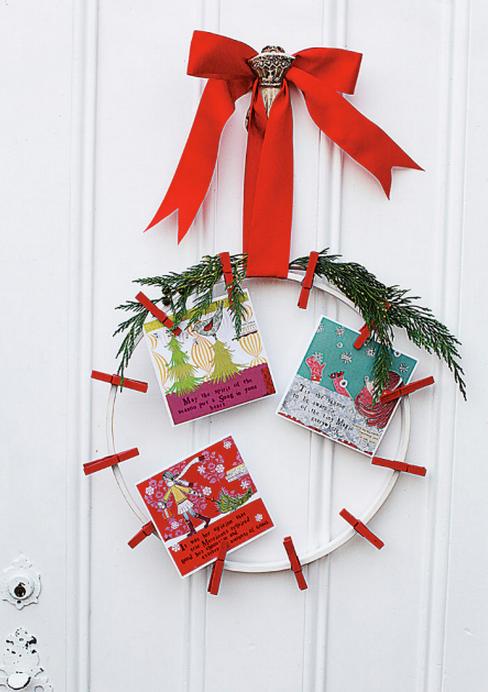 Festive Companions Holiday Card