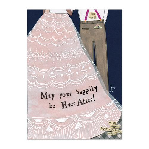Happily Ever After Canvas