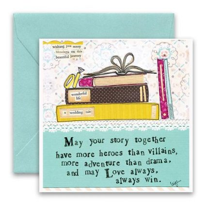 Your Story Greeting Card