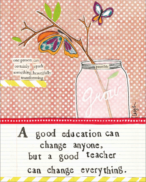 Good Teacher Notepad