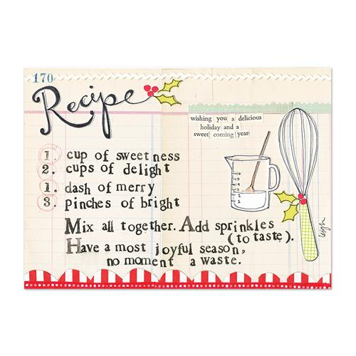 Recipe Canvas