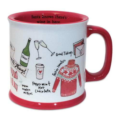 Favorite Things Mug