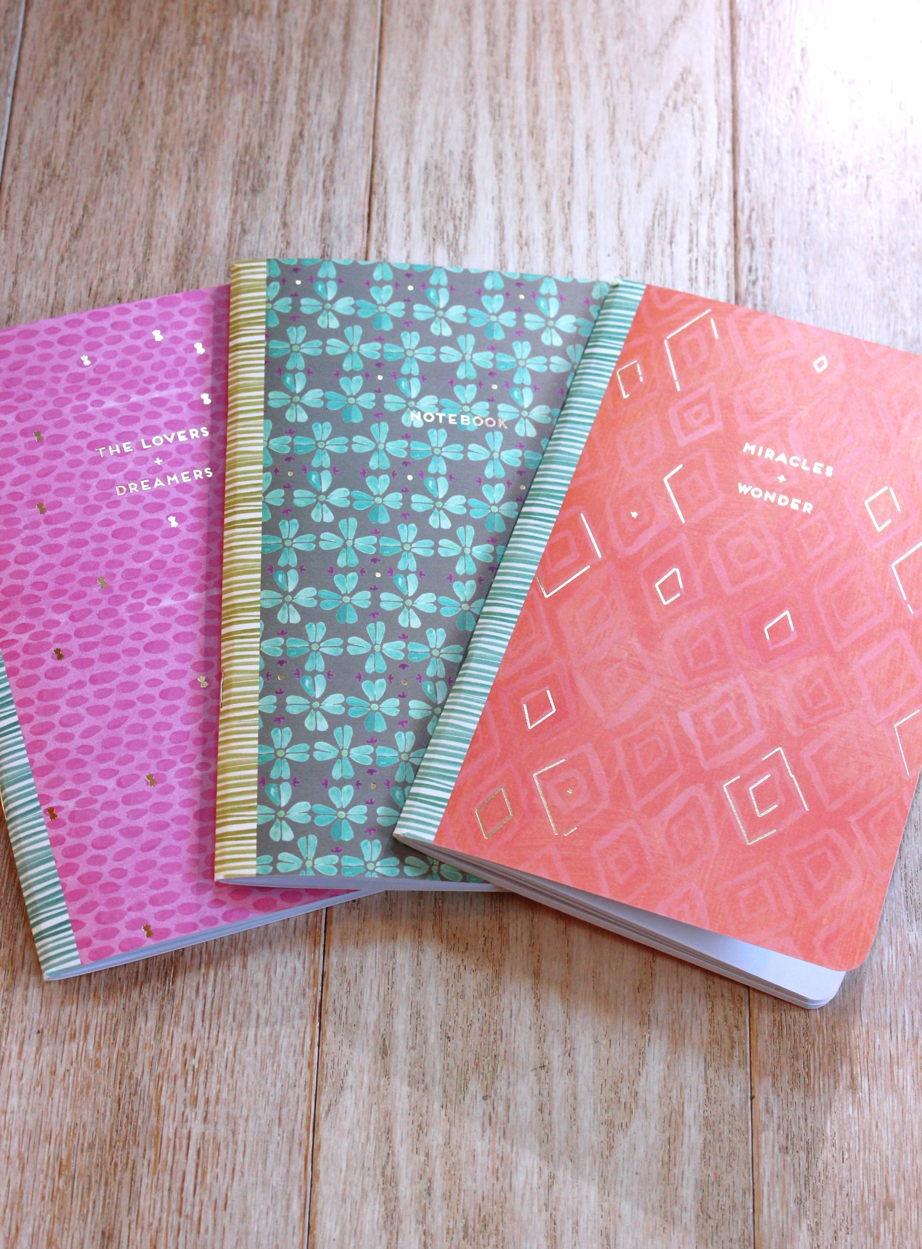 Miracles & Wonder Notebook