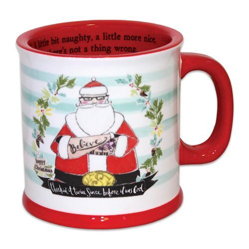 Santa's List Mug SALE Half Off Holiday