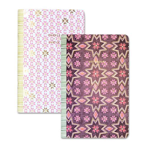 Sparkle & Hustle Notebook