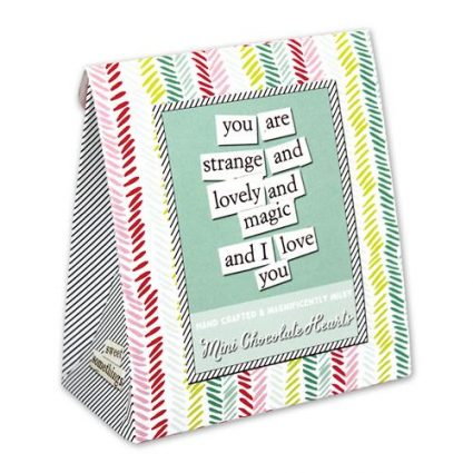 Lovely & Magic - Chocolate Hearts