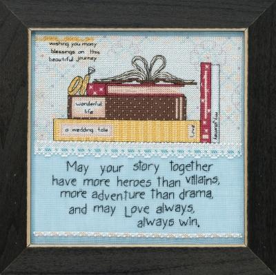 Your Story Cross Stitch Kit