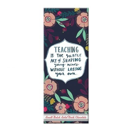Shaping Young Minds Chocolate Bar