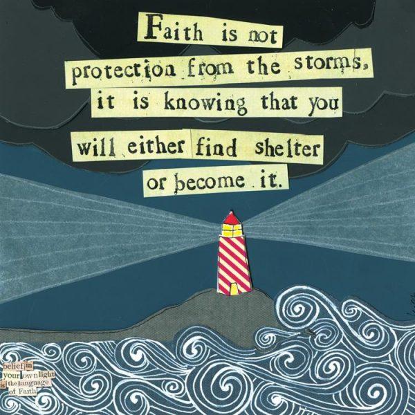 Find Shelter Canvas