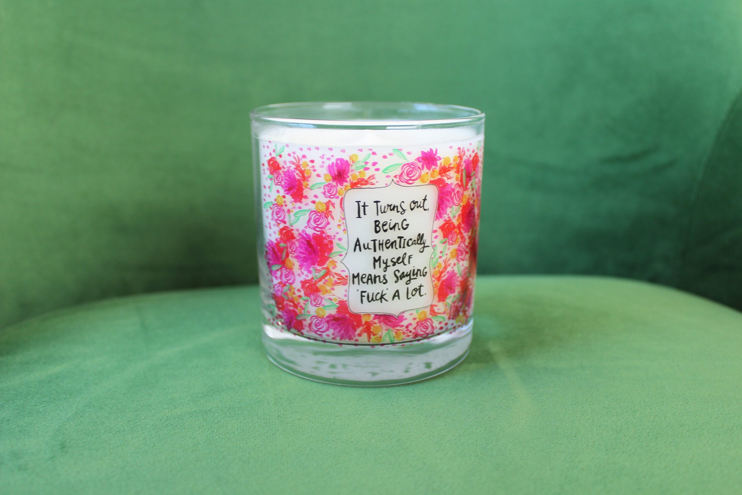 Authentically Myself Candle