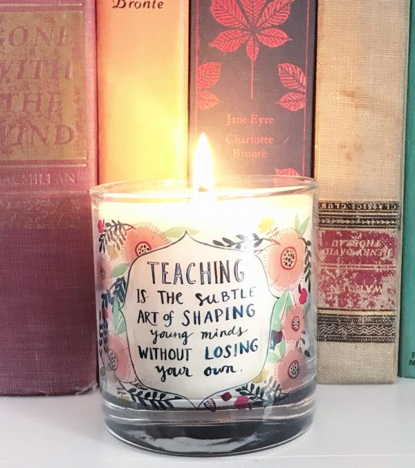 Teaching Candle