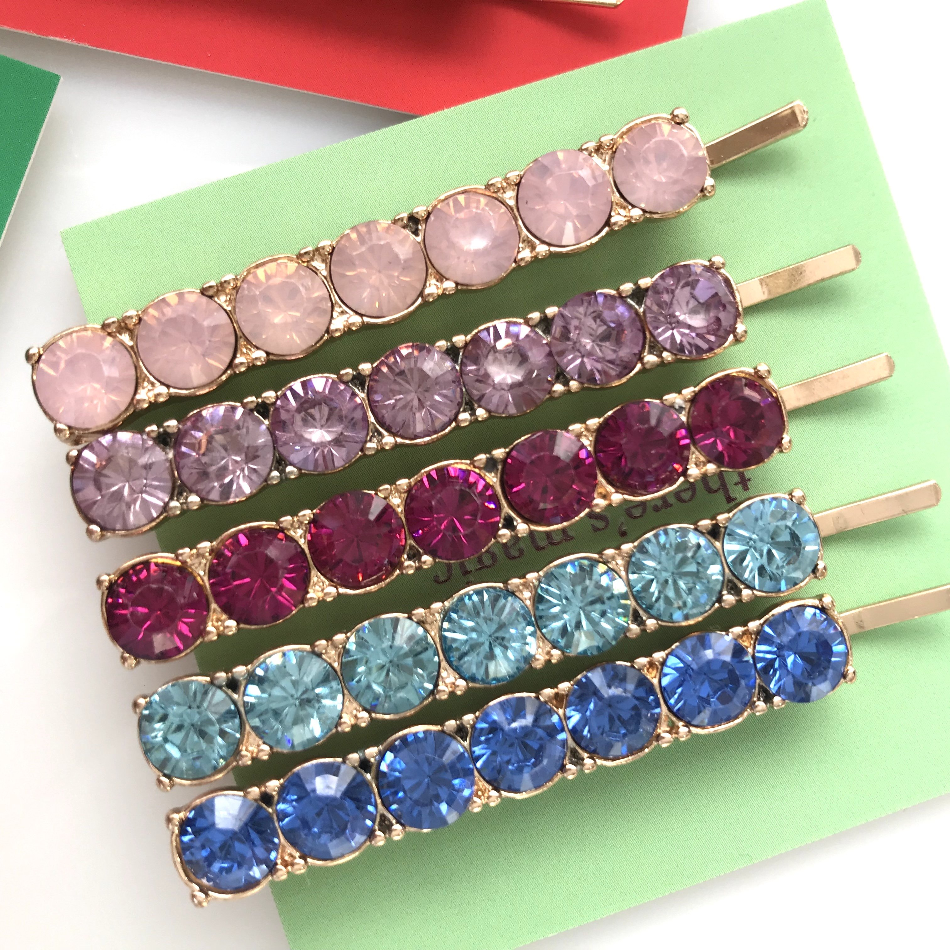 Lucy In The Sky Hairpin Set