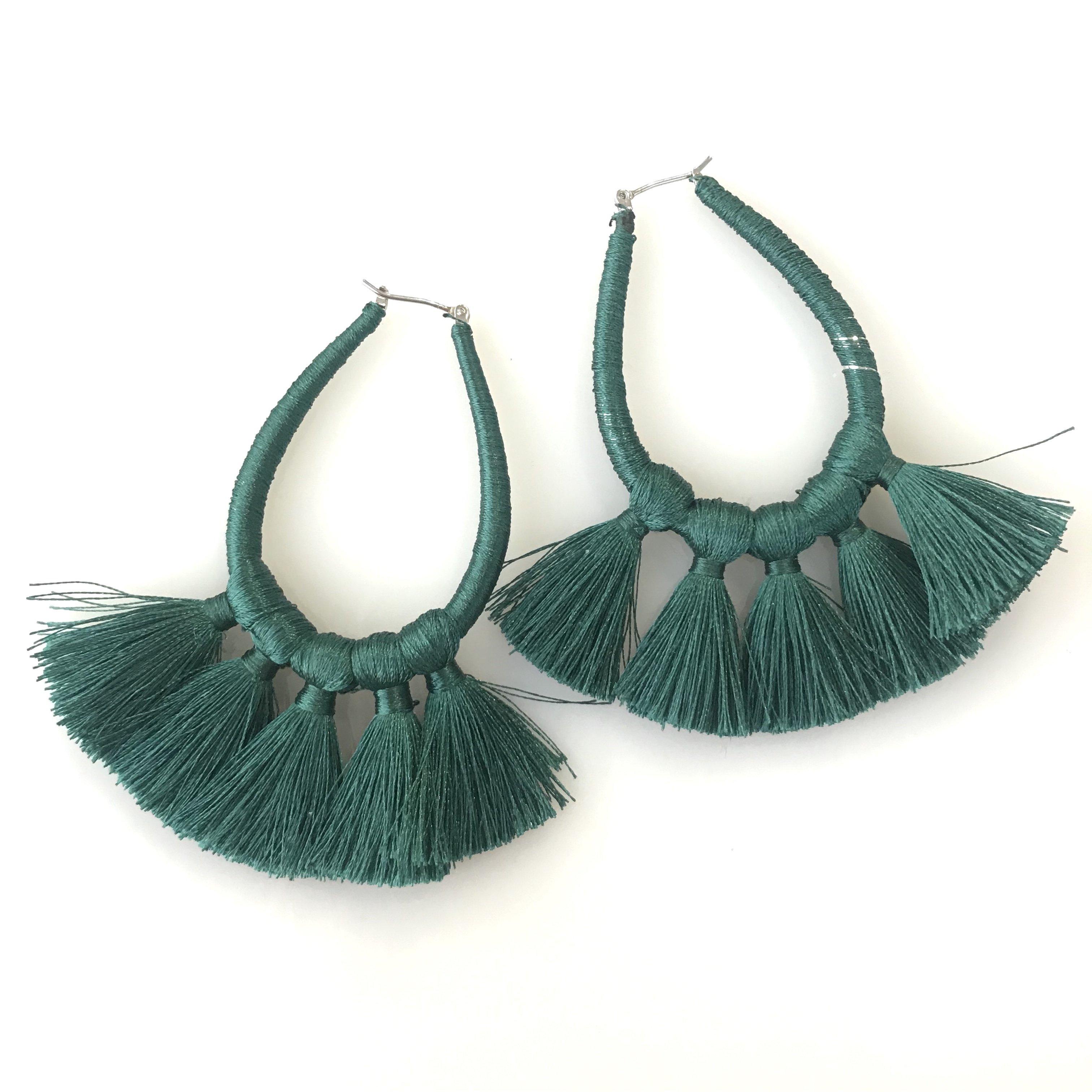 Souks Tassel Earrings
