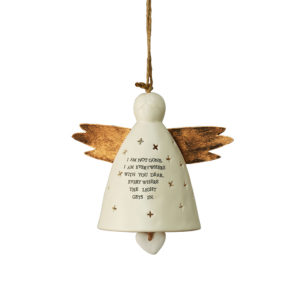 Ceramic Remembrance Angel