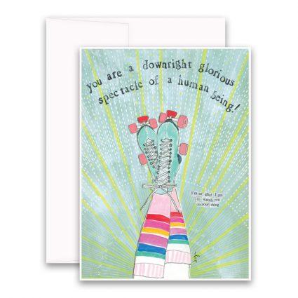 Glorious Greeting Card